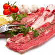 Meat, raw beef — Stock Photo #6905434