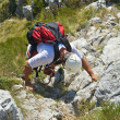 Mountaineering — Stock Photo #7096013