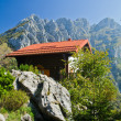 Mountain   lecco — Stock Photo
