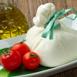 Burrata — Stock Photo