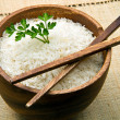 Uncooked rice — Stock Photo