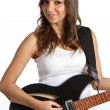 Guitarist — Stock Photo #7500140