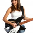 Guitarist — Stock Photo #7500184