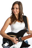 Guitarist — Stock Photo