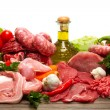 Fresh Raw Meat — Stock Photo #7916052