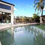 Swimming pool — Stock Photo #7201189