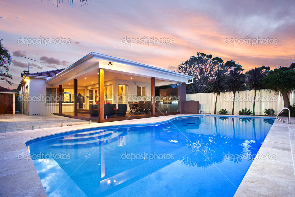 Swimming Pool Stock Photo Cmeder 7201198