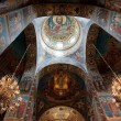 church of the savior on blood — Stock Photo #7812417