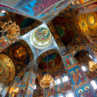 church of the savior on blood — Stock Photo #7812433