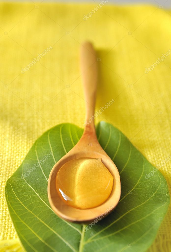 Acacia honey   Stock Photo #7068413