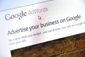 Google AdWords — Stock Photo