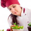 Chef — Stock Photo