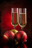 Champagner — Stock Photo