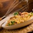 Pasta alla carbonara — Stock Photo #7791194