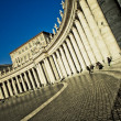 The Bernini Colonnade - 
