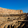 Colosseum Internal — Stockfoto