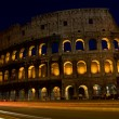 Colesseum by night - Lizenzfreies Foto