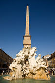 Navona Square — Stock Photo