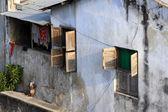 桑给巴尔石头城: 老房子 — 图库照片