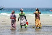 Women in Zanzibar — Stock Photo
