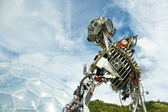Robotic art — Stock Photo