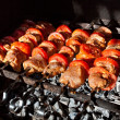 Meat for barbecue — Stock Photo