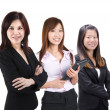 Stock Photo: Confident asian business woman
