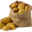 Постер, плакат: Raw potatoes