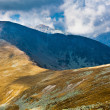 Landscape with Parang mountains in Romania — Foto Stock