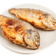 Stock Photo: Roasted gilt head bream
