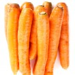 Pile of carrots - Stock Photo