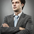 Young businessman — Stock Photo #7848589