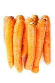 Pile of carrots — Stock Photo