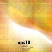 Abstract background - eps 10 vector illustration — Stock Vector
