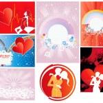 Valentines day — Stock Vector #7631763