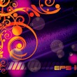 Abstract background - eps 10 vector illustration — Imagen vectorial