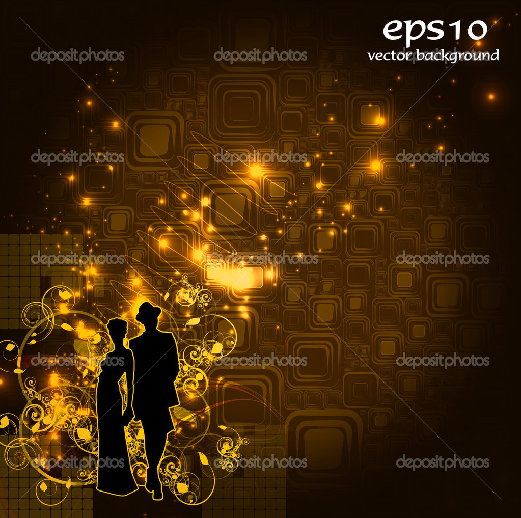 Party Vector Background  — Image vectorielle #7651820
