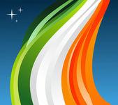 Ireland flag illustration — Stock Vector