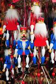 Nutcracker marionettes — Stock Photo