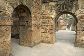 Archways at Residency, Lucknow — Stock Photo