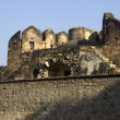 Stock Photo: Pinnacle of Jhansi Fort