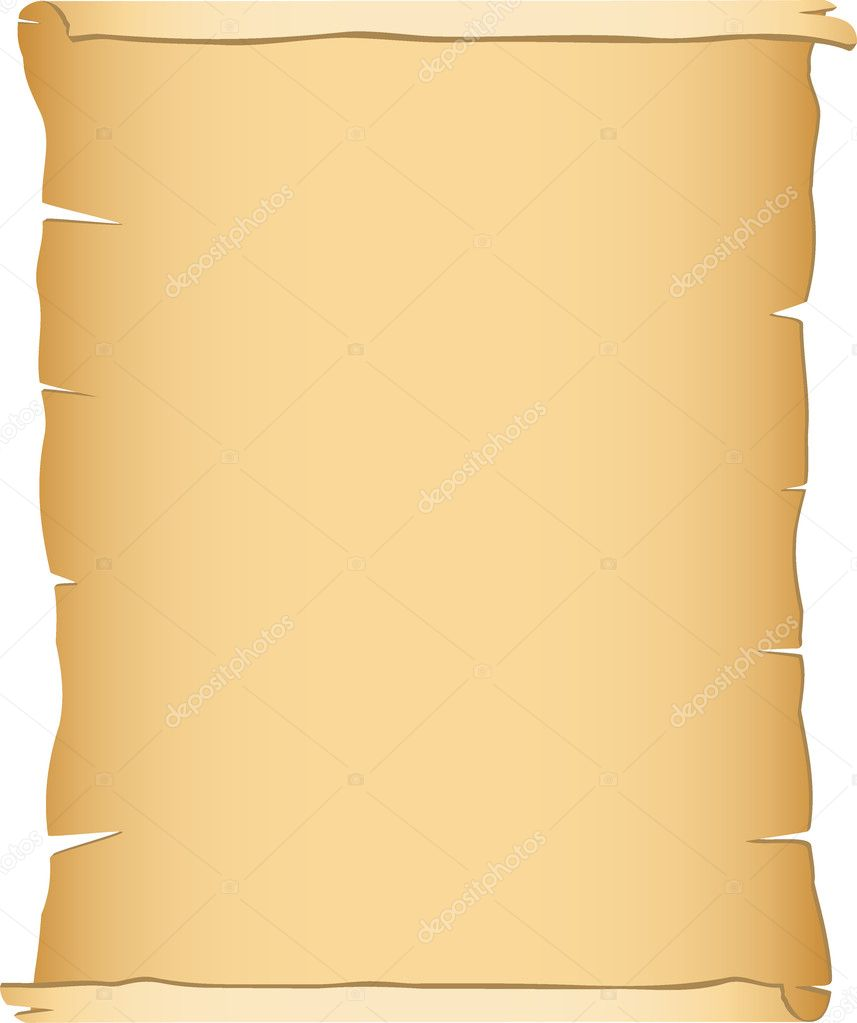 Old paper vector illustration — Stock Vector #6900316