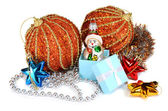 Decorations for New Year and Christmas — Stockfoto