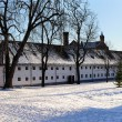 Oslo fortress — Stock Photo