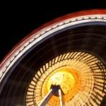 Lights motion background — Stock Photo