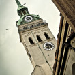 Alte Peter Munich - Stock Photo