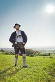 Bavarian tradition — Stock Photo