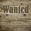 Royalty-Free Stock Photo: Wanted