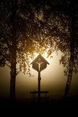 Cross in bavaria — Stock Photo