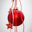 Red christmas — Stock Photo #7650331